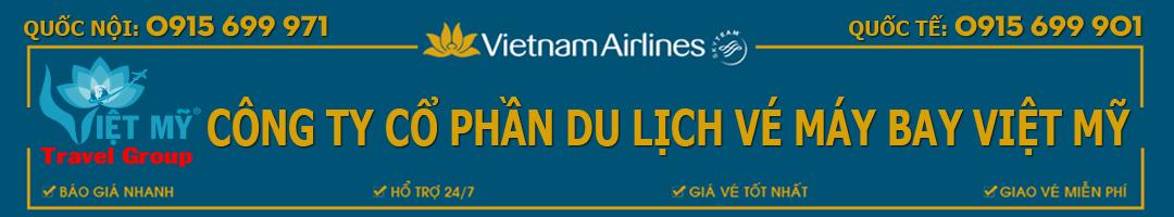 công ty cổ phần du lịch vé máy bay Việt Mỹ